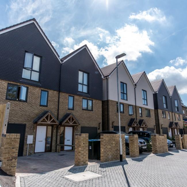 Farningham Road Housing Design